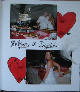 Hélène et David
